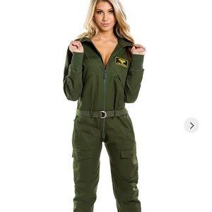 Tipsy Elves Women's Pilot Halloween Costume